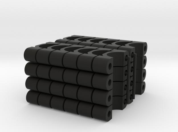 TKSH-1200-SET in Black Strong & Flexible