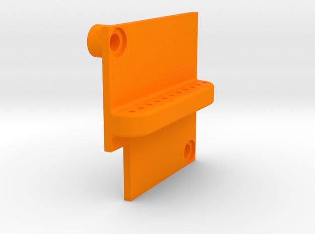 Super Had Mini ServoBack in Orange Processed Versatile Plastic