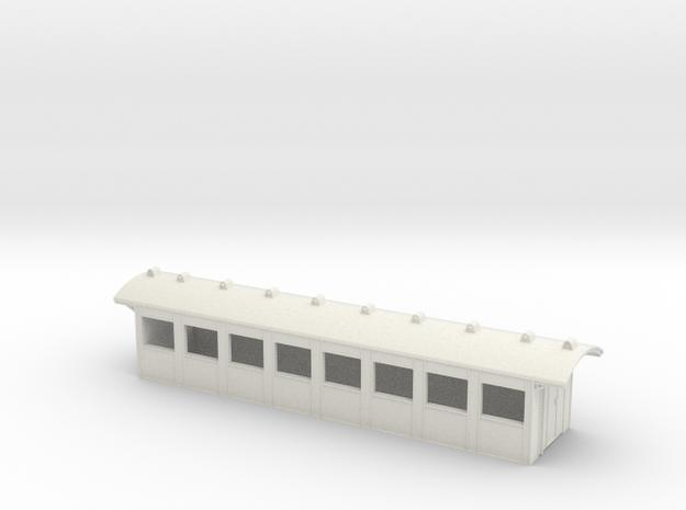 YsteC-B31 1:45 in White Natural Versatile Plastic