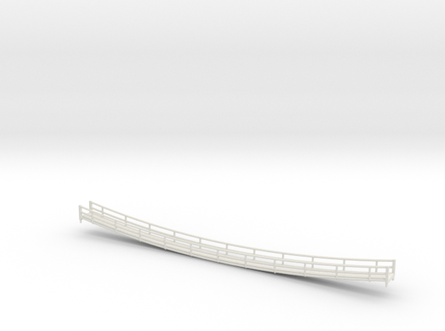 Rope bridge in White Natural Versatile Plastic