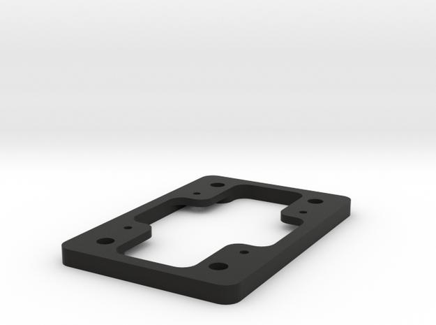 Tarot 680pro adapter Omnimac pixhawk mount in Black Natural Versatile Plastic