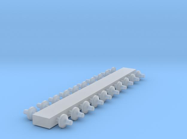 Bodenradar-Sender - 20 Stück in Smooth Fine Detail Plastic