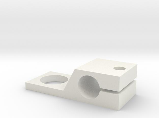potentiometer bracket in White Strong & Flexible