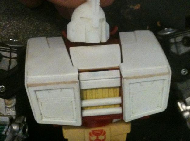 Impactor (MP head)  3d printed