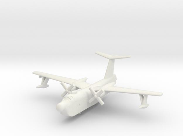 1/285 Martin P5M-2 Marlin (x1) in White Natural Versatile Plastic