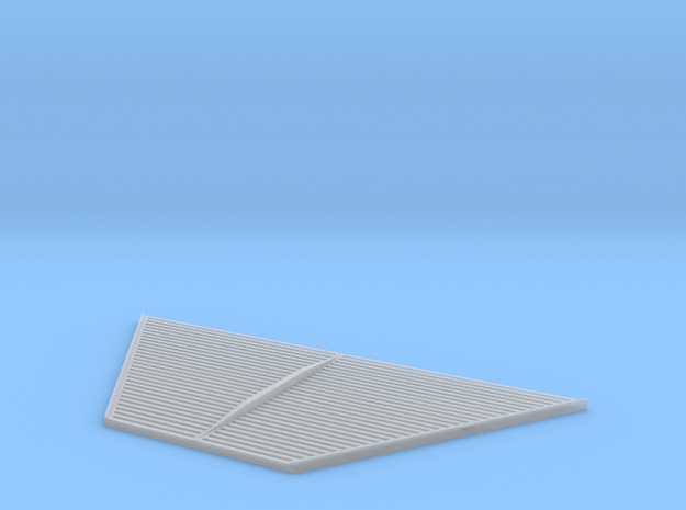 02-Aft Section Underside in Smooth Fine Detail Plastic