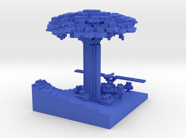 Vox Arbolis 3d printed