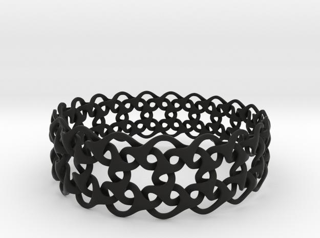 Bracelet V Large  3d printed