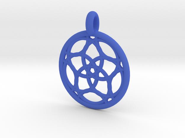Himalia pendant 3d printed
