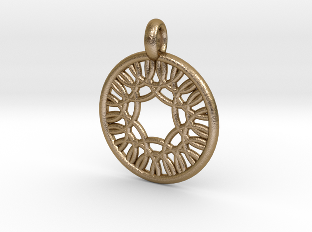 Herse pendant 3d printed