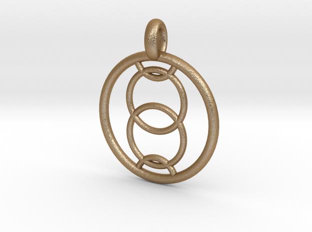Orthosie pendant 3d printed