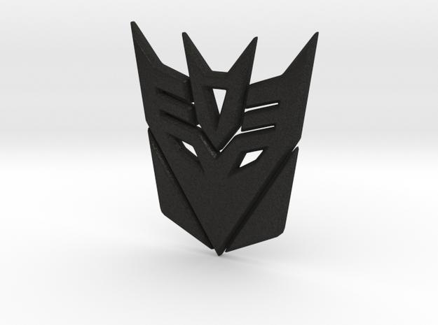 Decepticon Logo 3d printed