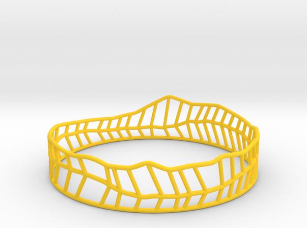 Philibert in Yellow Strong & Flexible Polished