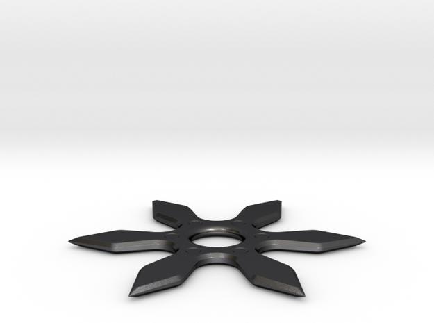 shuriken, ninja weapon 3d printed