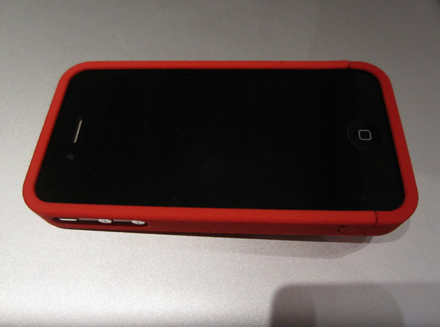 biikparts iPhone 4S case 3d printed front