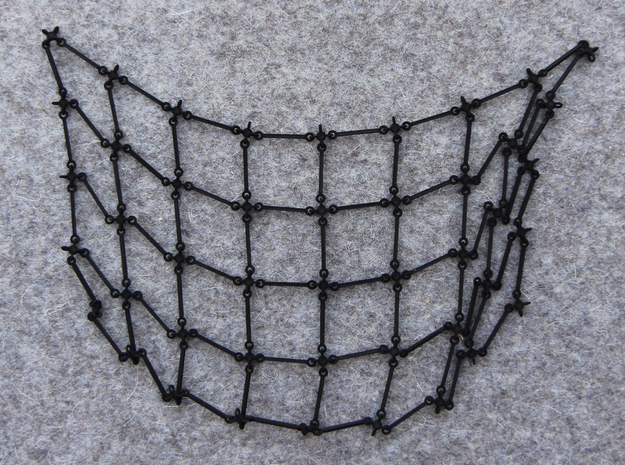 Simulation Mesh - No Diagonals 3d printed