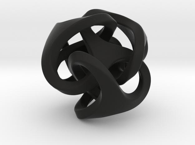 Ora Earring 3d printed