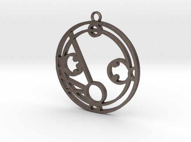 Machaela - Necklace in Stainless Steel