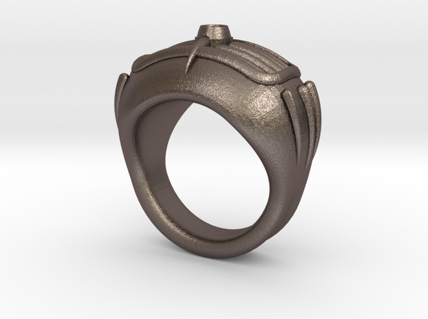 '50s Car Ring (22.2mm) in Stainless Steel