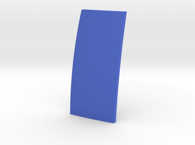 Hasbro R2 Small Panel in Blue Processed Versatile Plastic