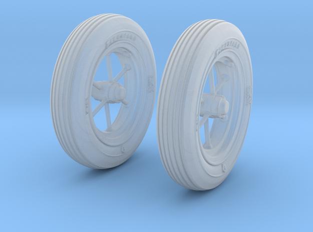 1-16 Wheels For M3A4 Handcart
