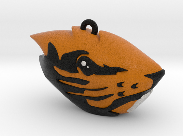 OSU Beaver in Full Color Sandstone