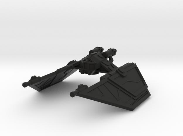 Mk VI Interceptor / S-12 Blackbolt (Folded) (1/270