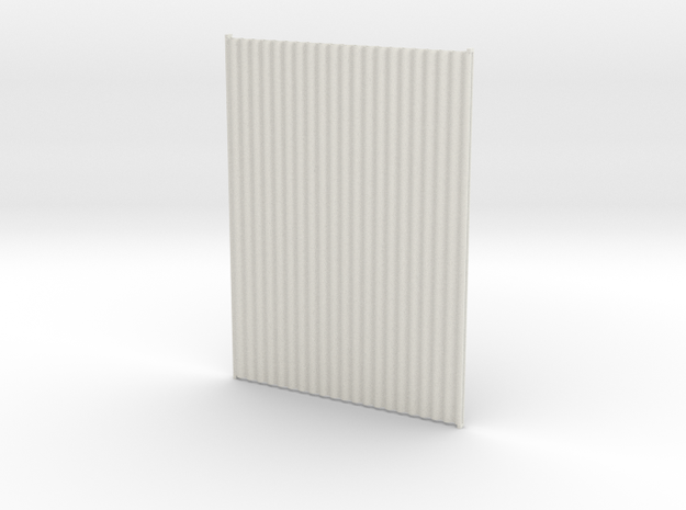1:6 corrugated panels x2
