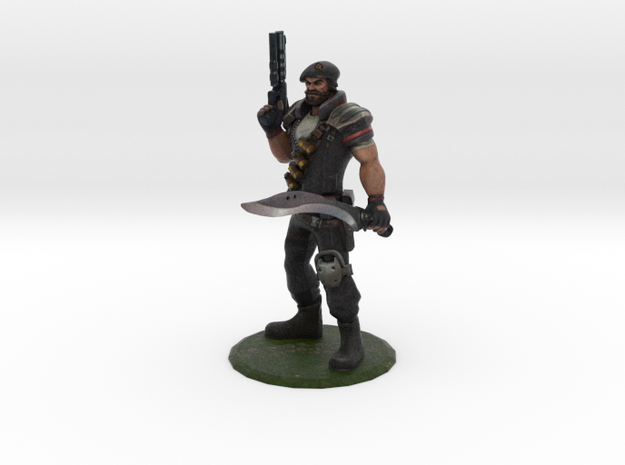 Special Forces Gangplank in Full Color Sandstone