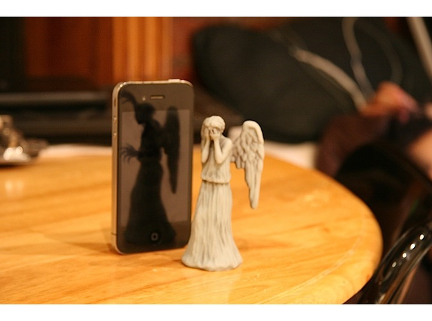 Some Call Me a Weeping Angel..