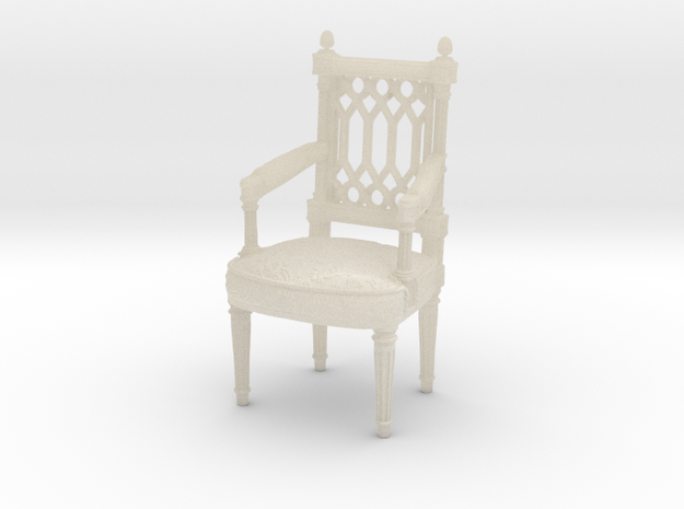 Georges Jacob Chair  1/12TH scale  (1739-1814)