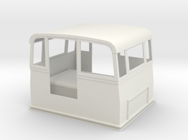 Victorian Railways narrow gauge Whitfield Trolley 3d printed