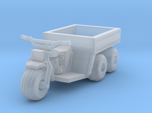 1/87 Scale 5 Wheeler Farm ATV in Smooth Fine Detail Plastic