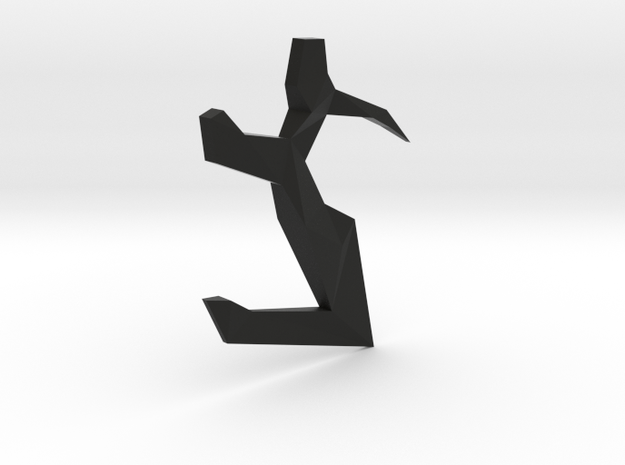Triple Hanger in Black Strong & Flexible