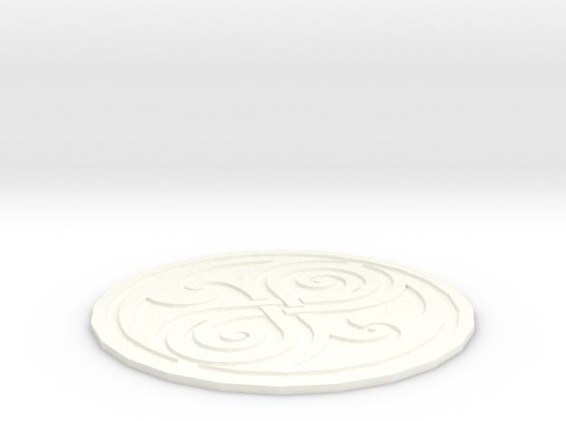 Seal of Rassy 3d printed