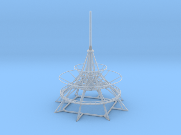 Spire Lower V0.2 in Frosted Ultra Detail