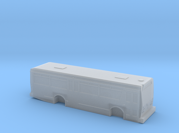 n scale TMC citycruiser T-30 (Orion I) solid in Smooth Fine Detail Plastic