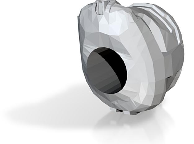 IC helmet final 3d printed