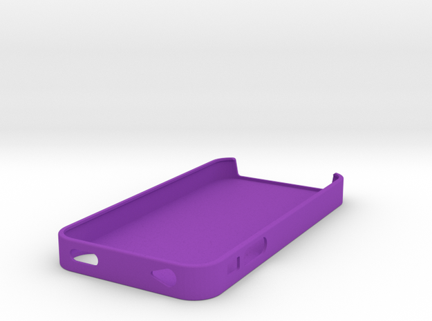 Apple iphone 4/4s case 3d printed