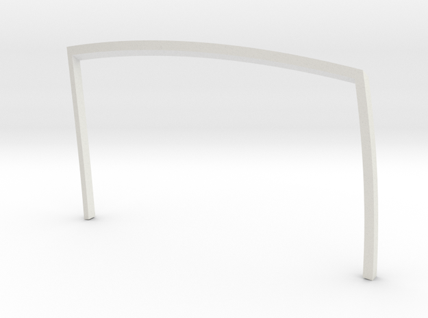 123DDesignDesktopSel in White Natural Versatile Plastic