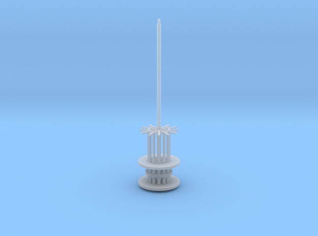 1.192 Pal Antennae 2 V0.1 (repaired) in Smooth Fine Detail Plastic