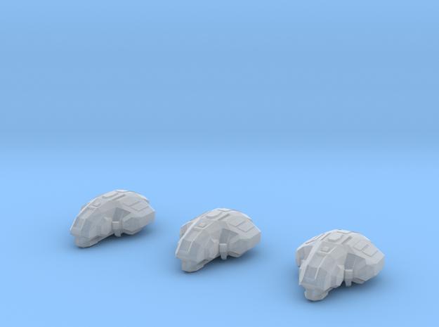 Kadesh Multi-Beam Frigates (3) 3d printed