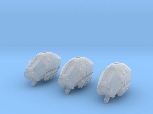 Kadesh Fuelpods (3) 3d printed