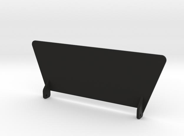 Gobo flag for 100mm Lee Filter frame in Black Strong & Flexible