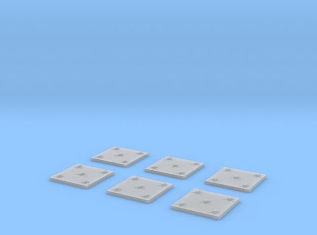 "Somtaaw ""Sentinel"" Defense Pods (6) 3d printed"