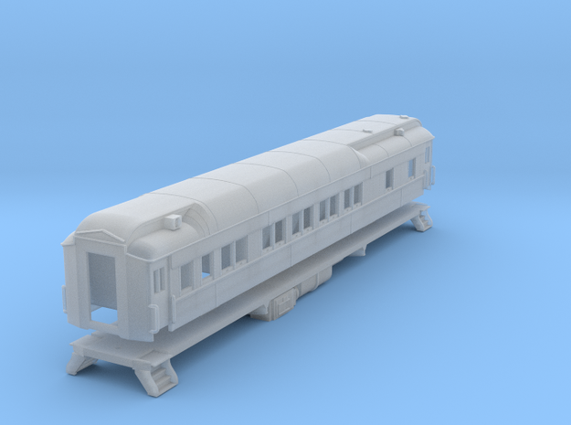 Pullman sleeper, plan3410 (shortened)(1/160) in Frosted Ultra Detail