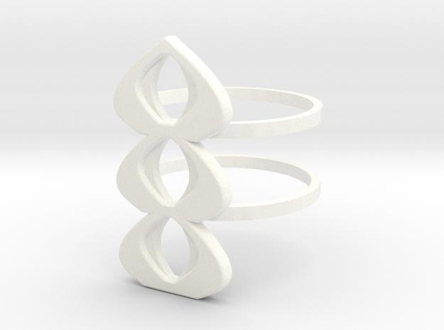 mod atomic ring size 10 3d printed