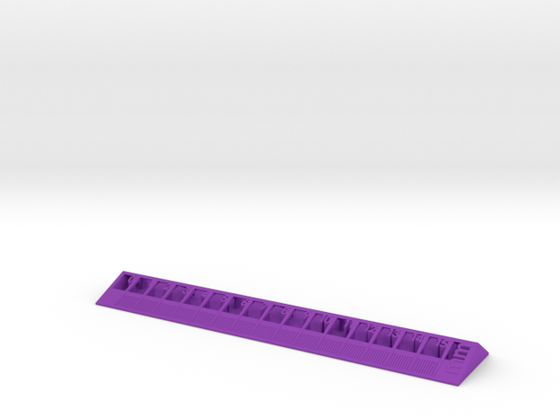 Too cool for school -Ruler 15cm/6inch