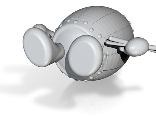 Taiko Drum Prototype 3d printed