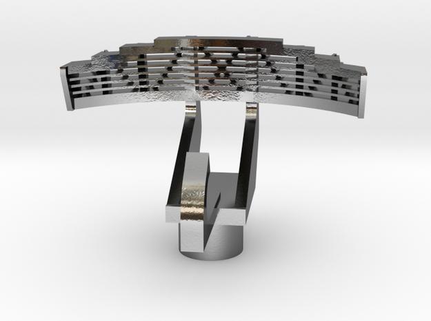 Radarschirm Holland 3d printed